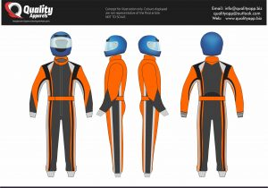 Carbon Fiber Look Printed Suit # 04