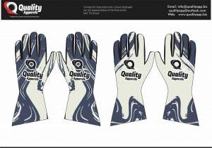 Karting Gloves # 04