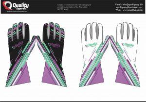 Karting Gloves # 02