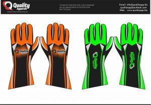 Karting Gloves # 01