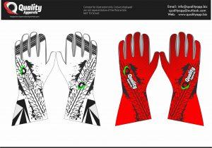 Karting Gloves # 03